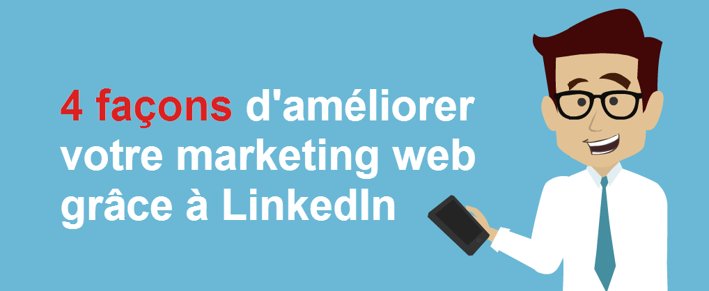 Marketing web linkedin