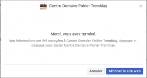 Comment faire une facebook lead ads?
