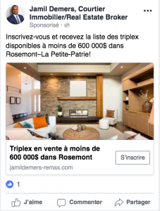 Comment optimiser ma facebook ad pour mobile?