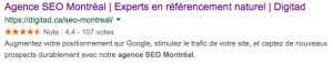 Comment rédiger une meta description?