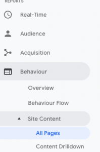 comment analyser la performance des pages sur son site?