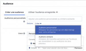 Comment faire du remarketing sur facebook?