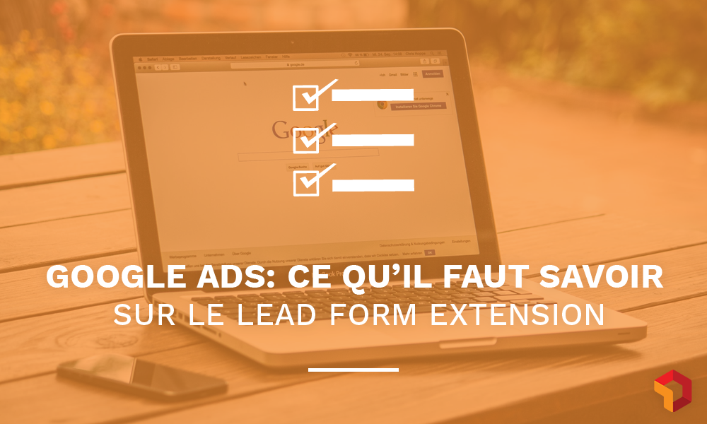 lead form extension google