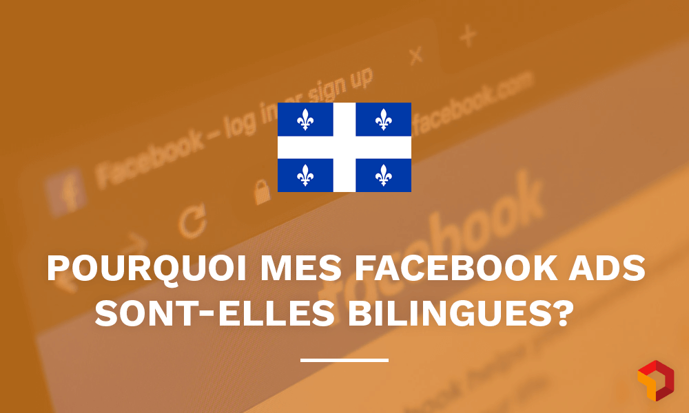 ciblage langue Facebook